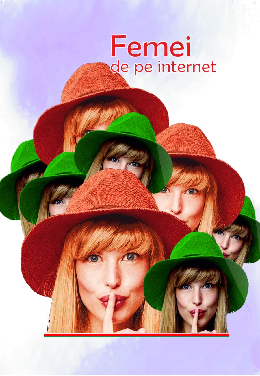 Femei de pe internet de Constantin Ciuca